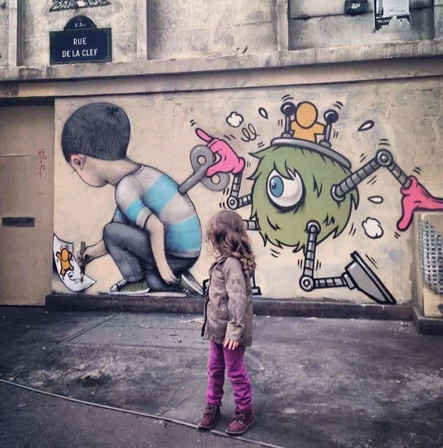 Credit: Seth Globepainter