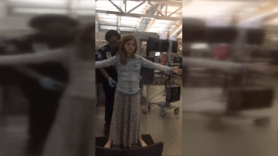 Father Outraged After 10-Year-Old Daughter Gets Invasive TSA Patdown