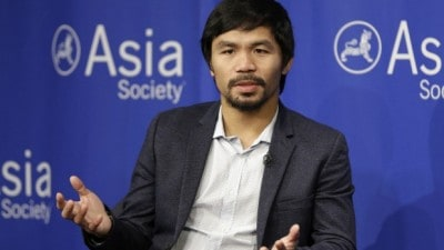 "According to Politician Manny Pacquiao, LGBT People Are ""Worse Than Animals""…"