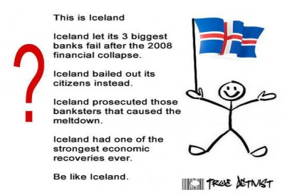 Should We Be Like Iceland? A Controversial and Alternative Approach to Economic Turmoil