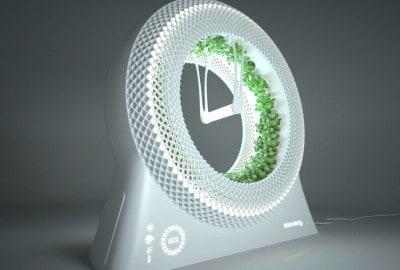 Revolutionary Hydroponic Garden Grows Food Year-Round Utilizing NASA Technology
