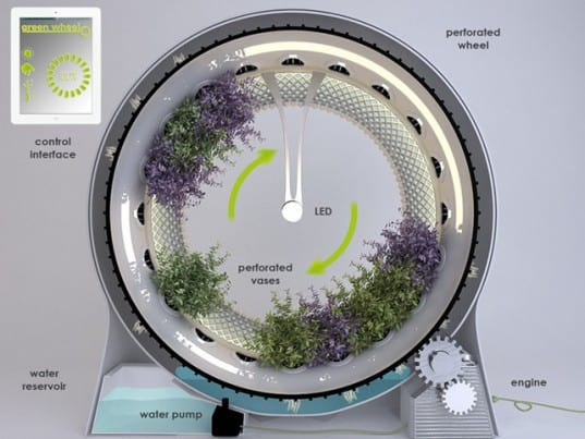Revolutionary Hydroponic Garden Grows Food Year Round Utilizing