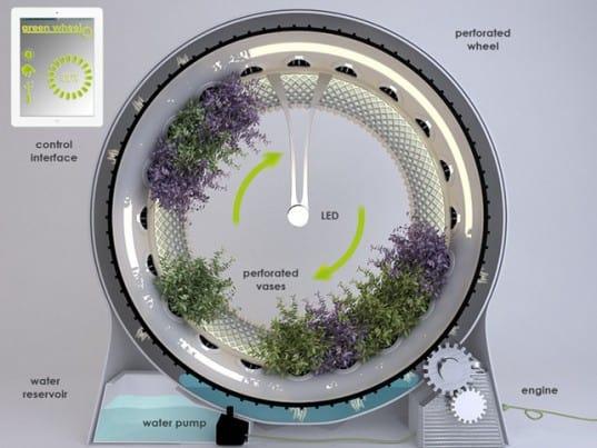 Revolutionary Hydroponic Garden Grows Food Year Round Utilizing