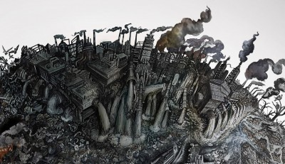 Incredibly-Detailed-Drawings-water-pollution2