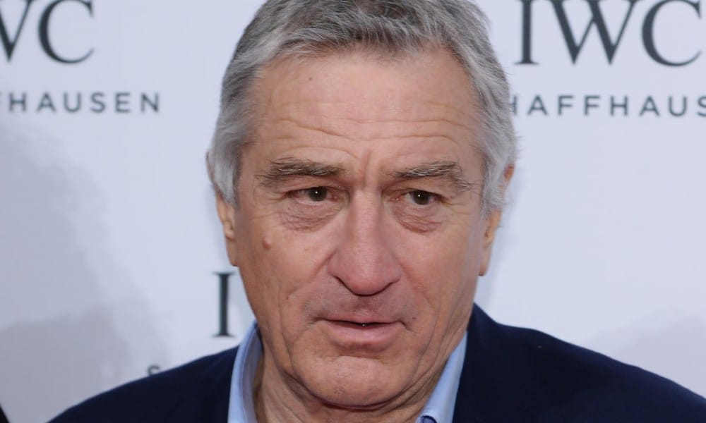Was Robert DeNiro Thre...