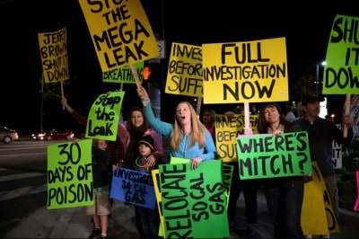 Uncontrollable Gas Leaks In Texas Top California's Leak, So Why Haven't We Heard About It?