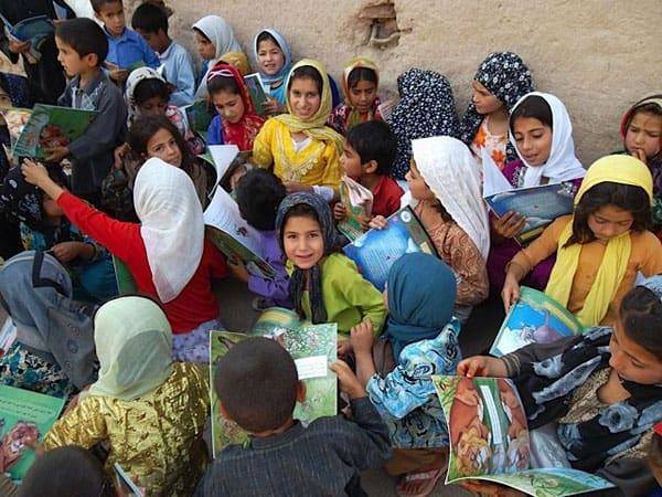 Credit: booksforafghanistan.org