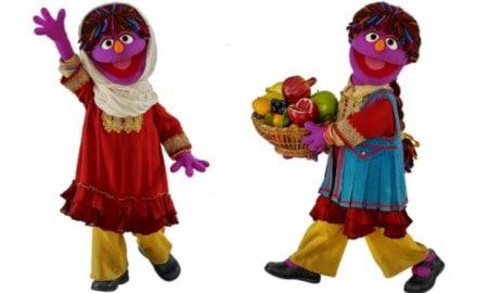 Credit: Sesame Street via Reuters
