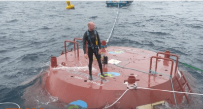 By Harnessing Wave Power, Endless Renewable Energy Could Be A Possibility [Watch]