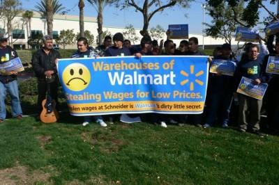 Victory For Walmart Employees: $224 Million Awarded For Stolen Lunch Breaks