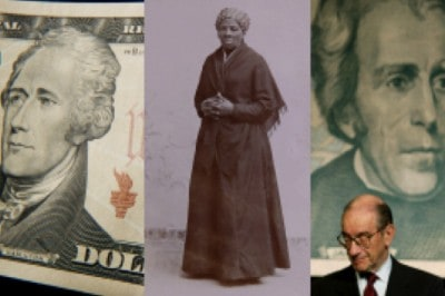 Harriet Tubman Chosen To Replace Slaveholding Andrew Jackson On $20 Bill