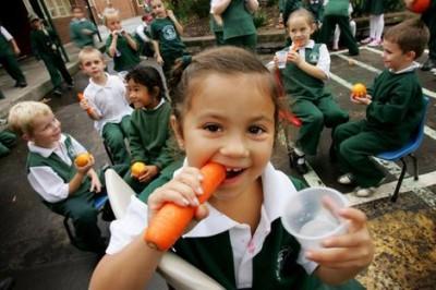 Huge LA School District Switching To Chicken Free Of Antibiotics And Hormones