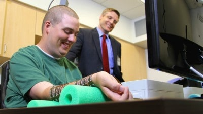 How A Quadriplegic Gained Movement In His Hand, Thanks To A Brain Chip