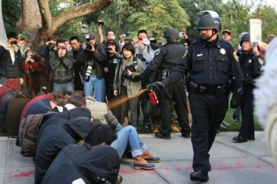 UC Davis Paid $175,000 To Make People Forget About This Pepper Spray Video