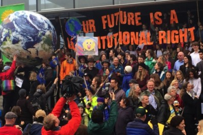 Teens Are Suing The U.S. Government For Not Protecting Future Generations From Climate Change