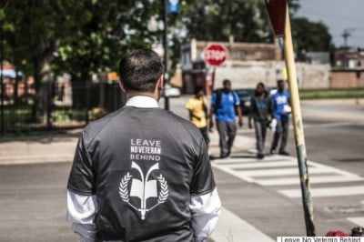 Chicago Veterans Are Keeping These Students Safe In Dangerous Neighborhoods Everyday