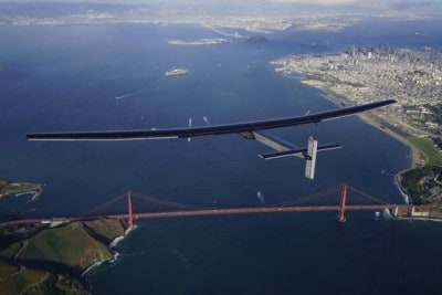 Solar Impulse 2 Makes A Successful Flight Completely Powered By The Sun [Watch]
