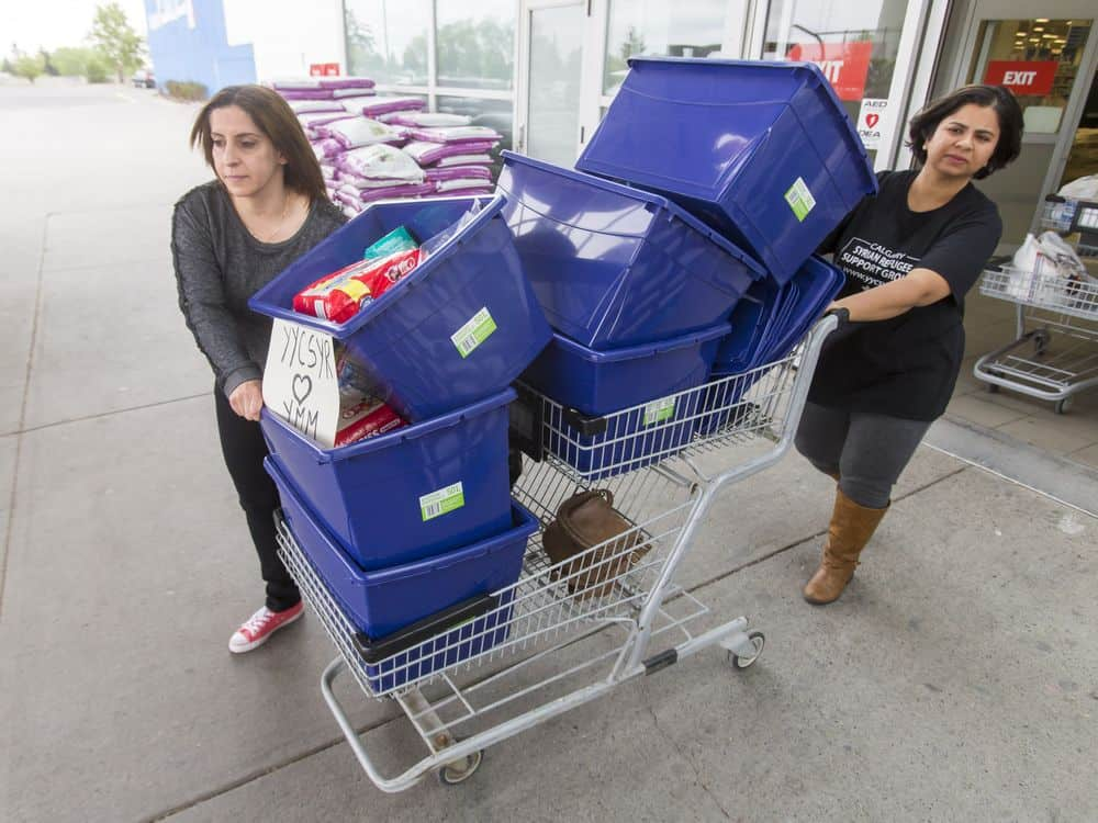 Credit: Lyle Aspinall via Calgary Herald