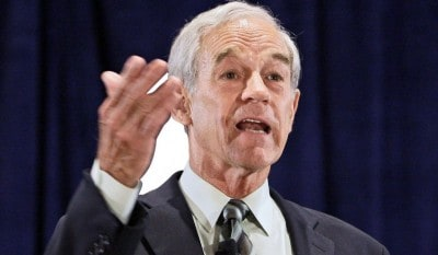 [Watch] Ron Paul Blasts The Two-Party System On Live TV