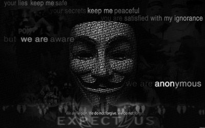 Breaking: Anonymous Hacks South African University, Leaks Sensitive Info For #OpAfrica
