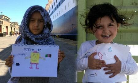 Credit: Drawfugees