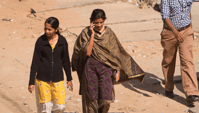 India Is Adopting Smarter Phones To Combat Violence Against Women