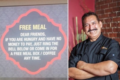 This Canadian Restaurant Is Offering Free Meals To Anyone Who Can't Pay