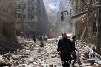 Syrian Hospitals Are Being Bombed And No One Is Paying Attention