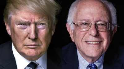 It's Official: Bernie Sanders And Donald Trump Will Soon Debate