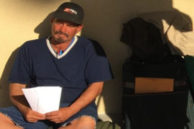 Homeless Man Spent Time Handing Out Resumes Rather Than Asking For Money—And It Paid Off
