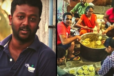 One Man Provided Food For 170,000 Flood Victims In India [Watch]