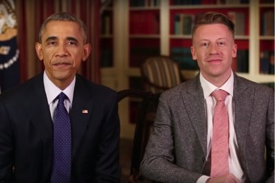 Obama And Macklemore Team Up To Raise Awareness And Fight Against Drug Addiction [Watch]