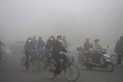 If You're Exposed To Constant Air Pollution, It Could Increase Your Risk Of Obesity