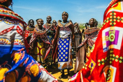 A Female-Only Village In Kenya Acts As A Safe Haven For Victims Of Sexual Assault