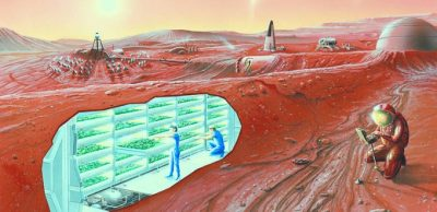 Humans Already Planning Government Of Mars: A Glimpse at Martian Law