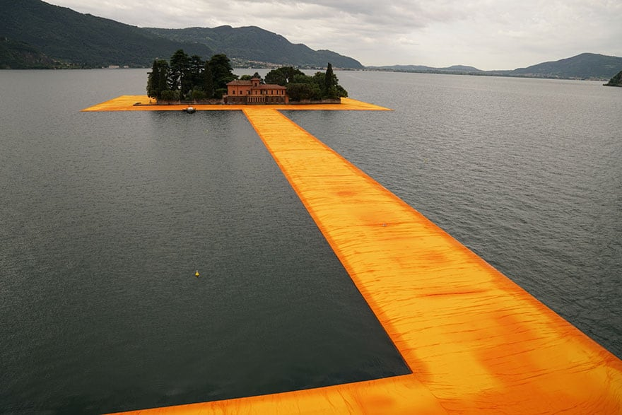 Credit: Christo and Jeanne-Claude