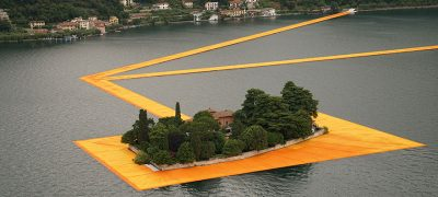 Italy Unveils 3km Floating Walkway Across Lake Iseo, Free To Public