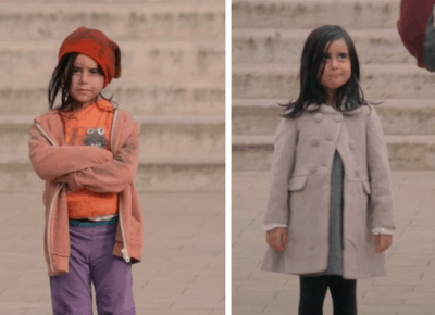 Campaign Exposes How Abandoned Children Are Treated Based On Their Appearance