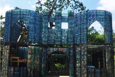 Recycled Plastic Bottles Made An Eco-Friendly Village In Panama Possible