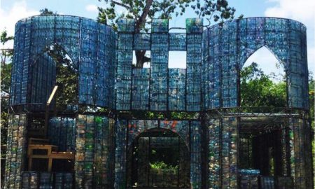 Credit: Plastic Bottle Village