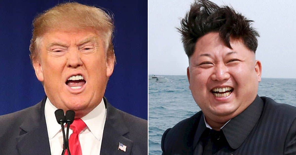 Image result for trump kim jong un meme