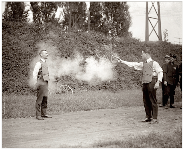 1. Testing First Modern Bulletproof Vest
