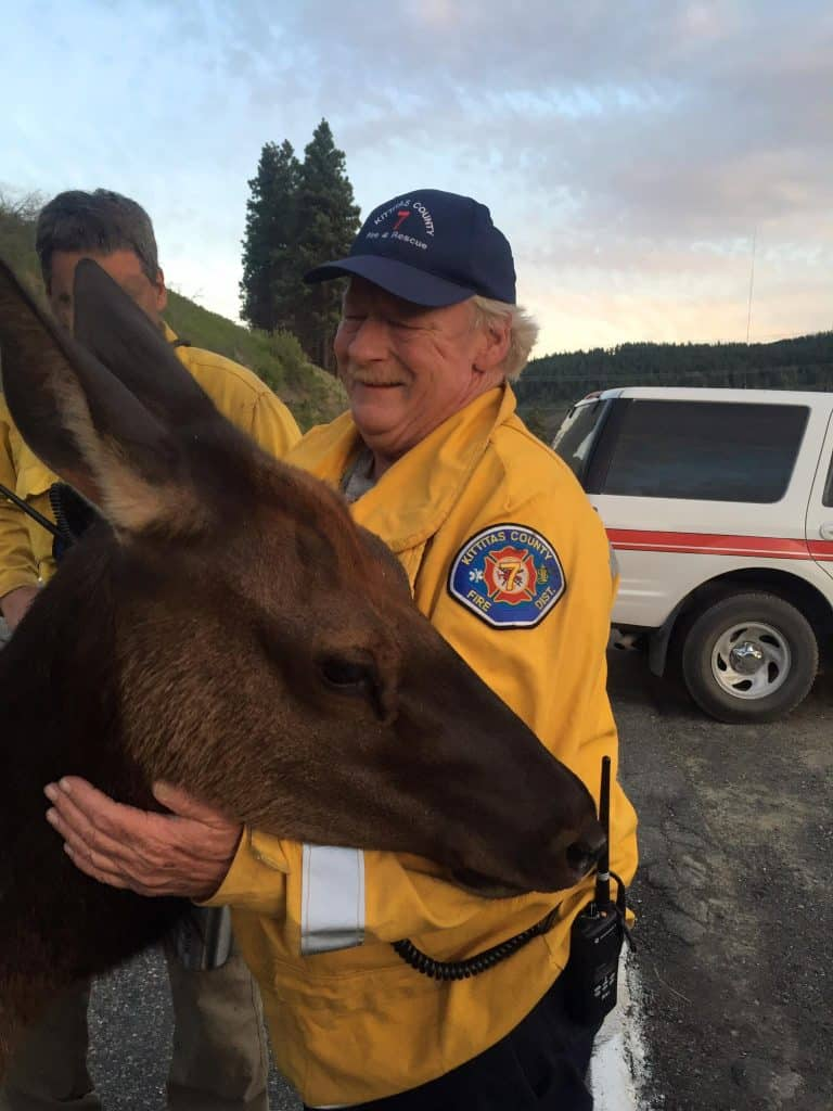 Credit: Kittitas County Fire District #7