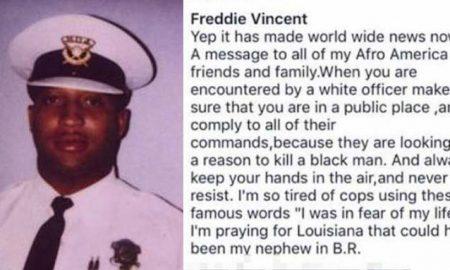 Freddie Vincent
