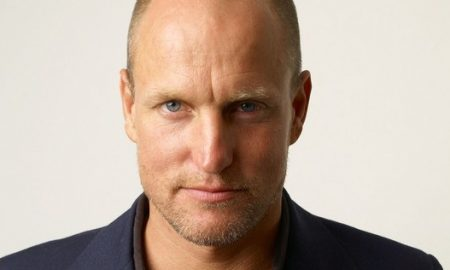 "TORONTO, ON - SEPTEMBER 09:  ***EXCLUSIVE ACCESS***   Actor Woody Harrelson from the film ""Battle in Seattle"" poses for a portrait in the Chanel Celebrity Suite at the Four Season hotel during the Toronto International Film Festival 2007 on September 9, 2007 in Toronto, Canada.  (Photo by Matt Carr/Getty Images)"