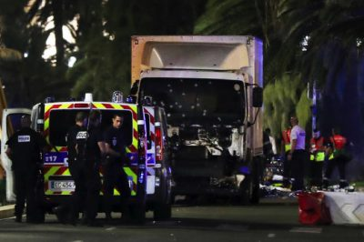 Breaking: 77 Killed, 100 Injured In France During Bastille Day Celebration