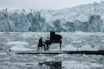 [Watch] We Challenge You Not To Cry When You Hear The Reason This Pianist Is In The Arctic