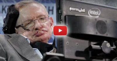 """Stephen Hawking Concerned for """"Stupidity"""" of Mankind and Government Usage of Artificial Intelligence"""