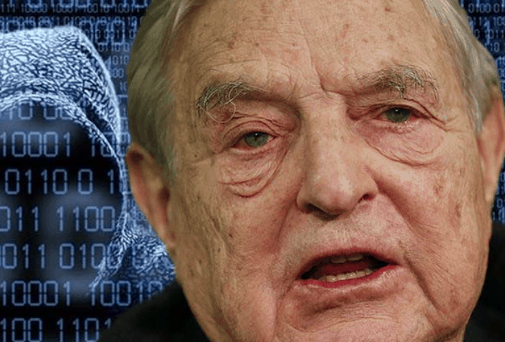 George Soros Hacked Main
