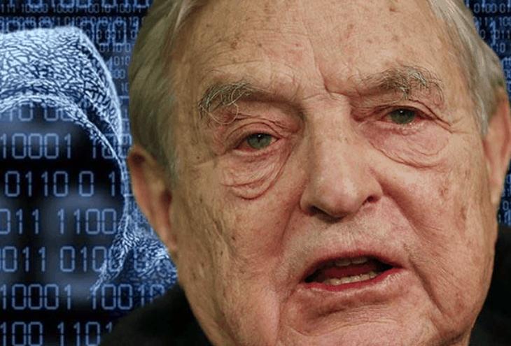 George Soros Hacked Main